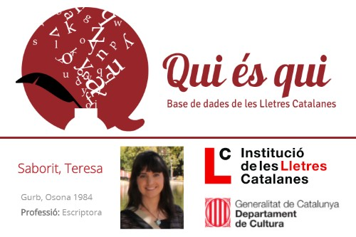 20170628-Qui_es_qui-Institucio_lletres_Catalanes-ILC-Teresa_Saborit-escriptora-Gurb-Osona