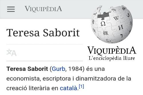 20170913-Viquipedia-Teresa_Saborit-escriptora-Osona-Gurb