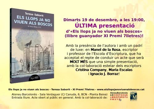20171213-Ultima-presentacio-Els_llops_ja_no_viuen_als_boscos-Ateneu_Barcelones-Premi_7_lletres-Manel_de_la_Rosa-Maria_Escalas-Ignacio_J_Borraz