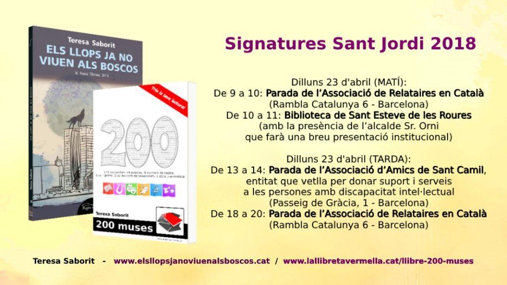 20180419-Sant_Jordi-Teresa_Saborit-Els_llops_ja_no_viuen_als_boscos-200_muses