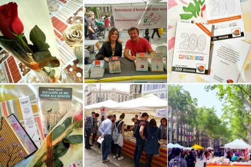 20180424-Sant_Jordi-Teresa_Saborit-signatures-Barcelona-Nit_lletres-Vull_Escriure