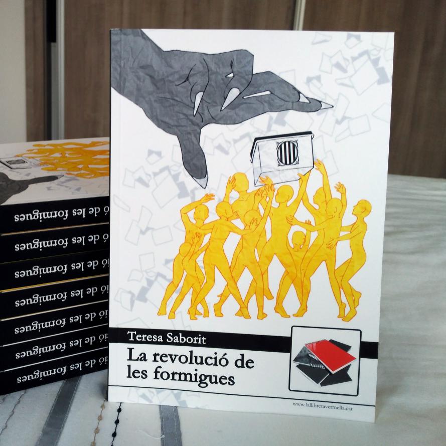 LaRevoluciodelesFormigues-TeresaSaborit-Novellanegra-Catalanreferendum-Republica-Independencia