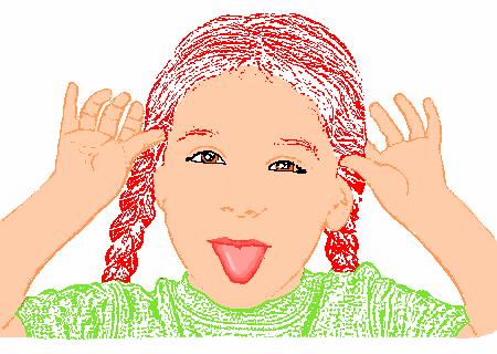 Nena entremaliada