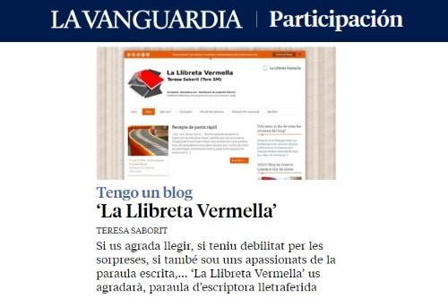 20160520-Teresa_Saborit-La_Vanguardia-La_Llibreta_Vermella-Tengo_un_blog-Tinc_un_blog