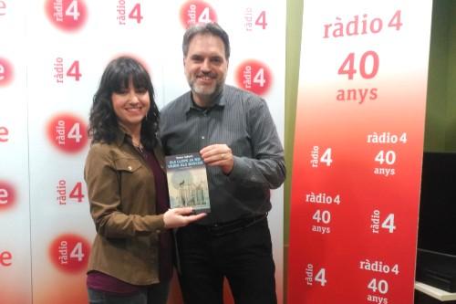 20170119-Entrevista_el_mati_radio_4_rne_rtve-Ramon_Castello-Els_llops_ja_no_viuen_als_boscos-Premi_7_lletres-Teresa_Saborit-Pages_Editors