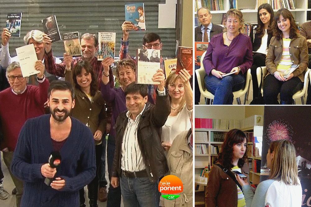 20170401-Pages_Editors-Roda_de_premsa-Presentacio_llibres_Sant_Jordi_Lleida-Els_llops_ja_no_viuen_als_boscos-Premi_7_lletres-Teresa_Saborit