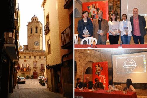20170501-Cronica_Sant_Jordi_2017-01-Presentacio_Cervera-La_Segarra-Llibre_guanyador_premi_7_lletres-Els_llops_ja_no_viuen_als_boscos-Teresa_Saborit