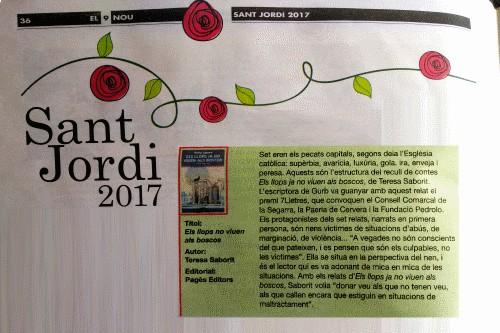 20170501-Sant_Jordi_2017-07-El9nou-El9TV-XarxaTV-Els_llops_ja_no_viuen_als_boscos-Teresa_Saborit