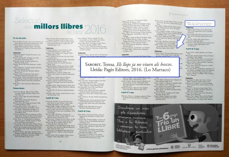 20170618-Revista_Faristol-Literatura-Els_llops_ja_no_viuen_als_boscos-Millors_llibres_2016