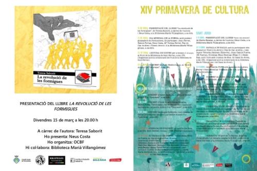 20190312-La_revolucio_de_les_formigues-Presentacio_Formentera-Illes_Balears-Obra_Cultural_Balear-Primavera_Cultural-Maria_Teresa_Ferrer-Neus_Costa