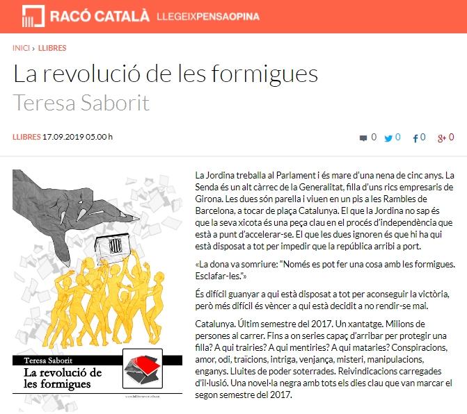 20190916-Raco_Catala-Novella_negra-Resum-La_revolucio_de_les_formigues