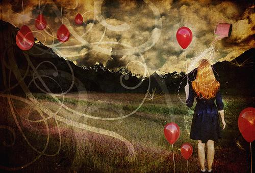Are you Alice? (Yuliya Libkina)