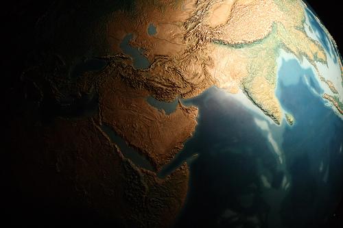 The Earth (Esparta Palma)