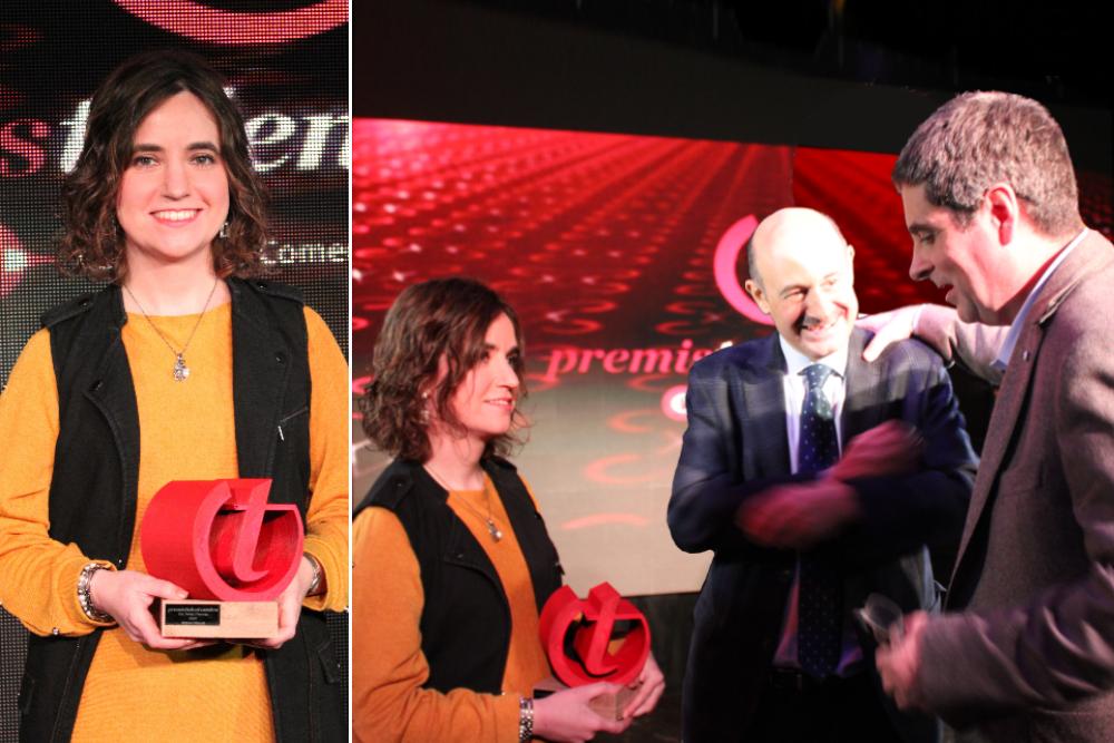 20210826-Premi_Talent_Cambra_2020-Teresa_Saborit-Bru_Recolons-Antoni_Daura-Barcelona_rosa_drac-Contracte